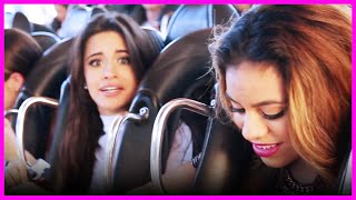 getlinkyoutube.com-Fifth Harmony has a BLAST on the Roller Coaster Ride - Fifth Harmony Takeover!