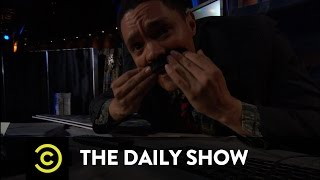 The Daily Show - Envisioning President Trump's First Term