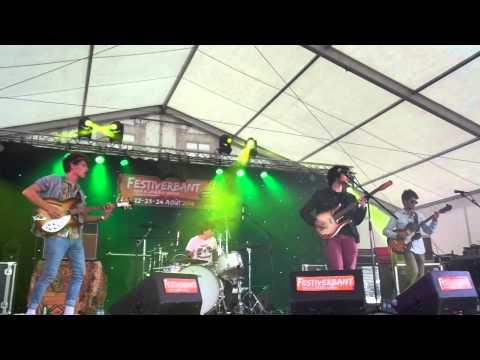 MAGIC & NACKED - LIVE FESTIVERBANT FESTIVAL 2014