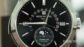 getlinkyoutube.com-Patek Philippe's New $752,000 Masterpiece