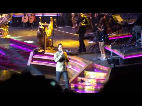 Romeo Santos Mi Corazoncito  Prudential Center NJ Marzo 22,