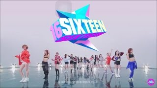 getlinkyoutube.com-SIXTEEN 16 Girls' Group Dance '7/11'