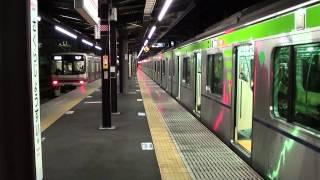 いろいろおかしな発着 京王線桜上水駅発着(ノーカット)