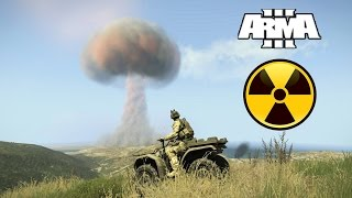 getlinkyoutube.com-NUCLEAR BOMB «Arma3» Duck And Cover - Arma 3 Atomic Bomb Test