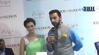 Sahil Sangha Platinum Evara Launch at Jos Alukkas - Bigbusinesshub.com