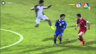 getlinkyoutube.com-ไฮไลท์ ไทย  เกาหลีเหนือ เสมอ 2-2