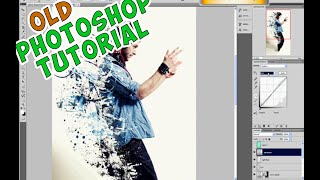 getlinkyoutube.com-Photoshop tutorial on dispersion effect
