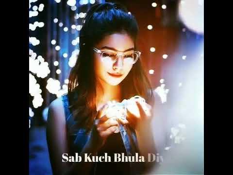 Download Ishq Ne Jala Diya Sab Kuch Bhula Diyaaa What S App Status Youtube Youtube Thumbnail Create Youtube