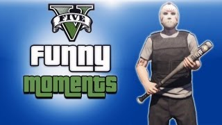 getlinkyoutube.com-GTA 5 Online Funny Moments Ep. 2 (Gay Cops, Vanoss Bounty, Car Glitch, Rent Past Due)