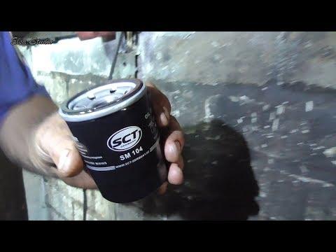 Замена масла в двигателе Great Wall Hover