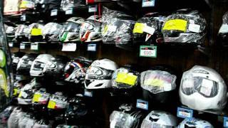 ร้านหมวกกันน็อค กาดรินคำ