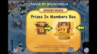 getlinkyoutube.com-Animal Jam: Jamaaliday Rescue Prizes – All Prizes