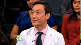 getlinkyoutube.com-The Doctors Show - Non-surgical calf reduction with Botox