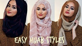 getlinkyoutube.com-Hijab Tutorial For Easy Hijab Styles! | Hijab Hills