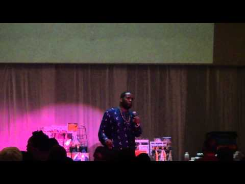 Unity in the Community w/ The Gathering of The Young Masters (Seti, Polight, Umar Johnson) 3 of 6