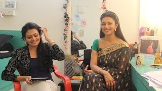getlinkyoutube.com-Ishita interviews Divyanka Tripathi