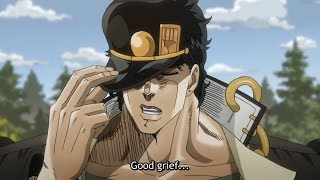 "Jotaro Kujo ""Yare Yare Daze"" part 3 and 4 compilation"
