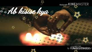 Whatsapp status video | love song| Rab ka shukrana
