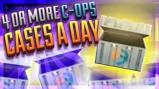 getlinkyoutube.com-How To Get FREE CASES In Critical Ops (4+ CASES A DAY!) [PATCHED]