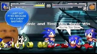 getlinkyoutube.com-MUGEN- Sonic Survival