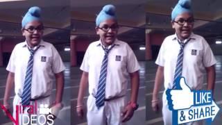 Punjabi Boy Hidden Talent With An Amazing Voice width=