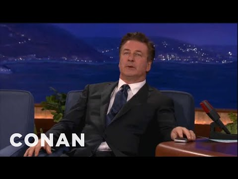 Alec Baldwin's Tracy Morgan Impersonation 12/05/11