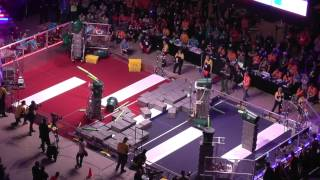 getlinkyoutube.com-2015 Einstein FRC Champs - Finals 2