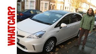 getlinkyoutube.com-Toyota Prius+ long-term review - What Car? 2013