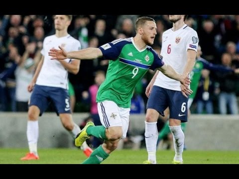 Northern Ireland - Norway 2-0 Goals and Highlights 26/03/2017