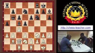 Basic conditions for a successful attack in chess