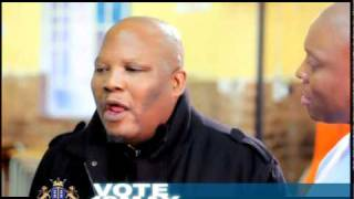 South African Voting Commercial with Rapulana Seiphemo and Kenneth Nkosi.mpg