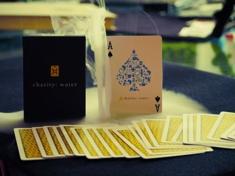 charity: water (Performed by Shin Lim)
