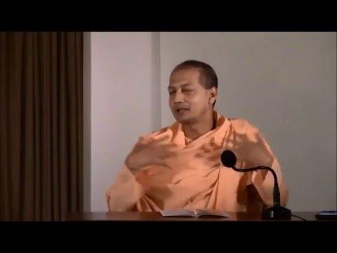 Introduction to Vedanta Part 8 - Swami Sarvapriyananda - April 26, 2016