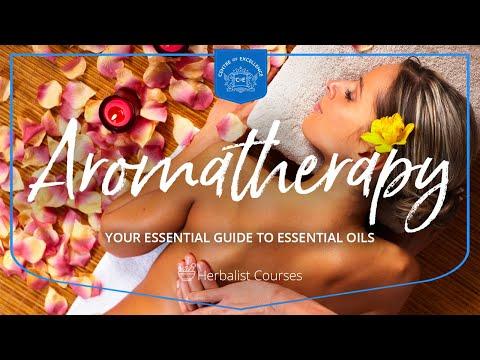 Aromatherapy Diploma Course
