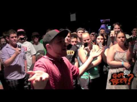 GOT BEEF? - 2012 - Kerser vs Illmaculate [OFFICIAL VIDEO]
