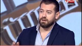 getlinkyoutube.com-برنامج Back to school - حلقة النجم خالد سليم والفنانة الجميلة كنده علوش