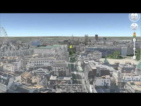 Google Earth London