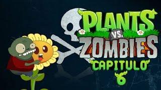 getlinkyoutube.com-Plantas vs zombies animado 6 (PARODIA) Jehu Llerena