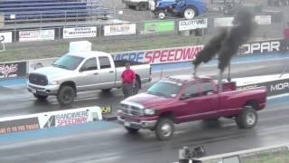 getlinkyoutube.com-Diesel Drag Trucks Drag Racing Episode 1