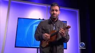 Víctor Amaya, violinista, comparte su trayectoria musical