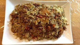 getlinkyoutube.com-مطبخ الاكلات العراقيه - تمن جزر