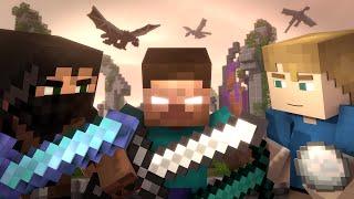 getlinkyoutube.com-Skywars: MEGA (Minecraft Animation) [Hypixel]