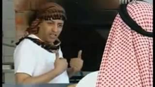 اسعد الزهراني - سعودي -  يبدع ويقلد اللهجه اليمنيه