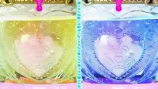 getlinkyoutube.com-Cure Mermaid & Cure Twinkle - Transformation ①