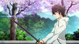 "getlinkyoutube.com-Chivalry of a Failed Knight | Rakudai Kishi no Kyabarurii | Opening ""Identity"" by Mikio Sakai"