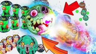 "getlinkyoutube.com-Agar.io *BEST* ULTIMATE TROLLING ""Balls of Steel"" + NEW POPSPLIT TRICK IN AGARIO"