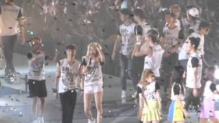 getlinkyoutube.com-SNSD Yoona Ending @ SMTown in Osaka 150726
