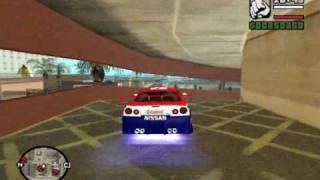getlinkyoutube.com-GTA San Andreas Drift