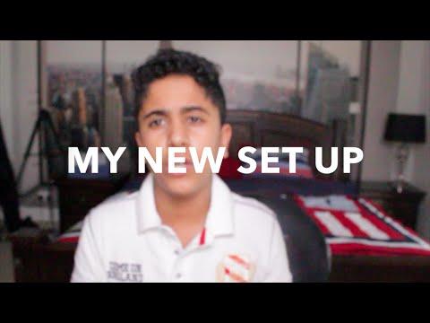 Aboodroid | My New Set Up | اقوى سيت اب باليوتيوب