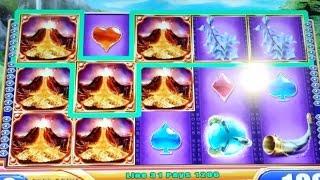 getlinkyoutube.com-Nordic Spirit Slot Machine-2 Bonuses at $1.60 Bet
